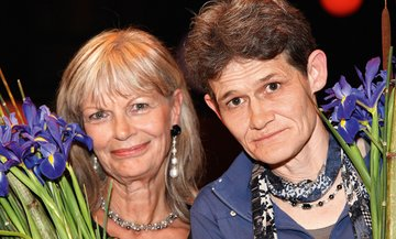 Margrit Zopfi (links) und Esther Wyler